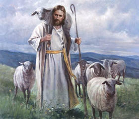 Jesus Cristo — O Bom Pastor