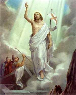 jesus cristo ressuscitado pascoa aleluia preconio pascaal