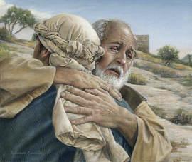 filho prodigo gastar bens heranca igreja catolica canto da paz evangelho comentado