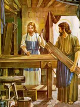 jesus cristo carpinteiro fé evangelho comentado 14º domingo do tempo comum igreja católica canto da paz