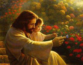 ser primeiro evangelho comentado crianças jesus cristo