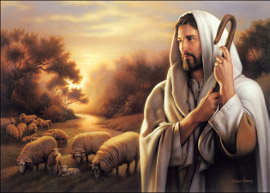 jesus  cristo ovelhas bom pastor igreja catolica canto da paz vaticano