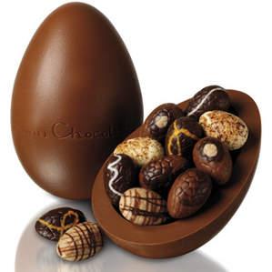 ovo pascoa chocolate doce ressurreicao jesus cristo bombom