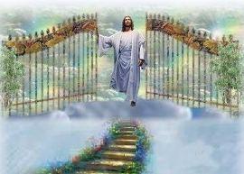 portao ceu jesus cristo igreja catolica ordem franciscana canto da paz paraiso paz