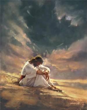 reino deus perto jesus deserto tentacao quaresma campanha da fraternidade 2009
