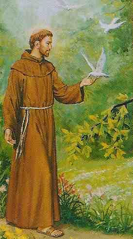 oracao paz sao francisco de assis fazei-me instrumento jesus cristo igreja catolica canto da paz