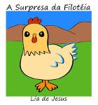 livro infanto juvenil infantil surpresa filoteia lia de jesus igreja catolica canto da paz