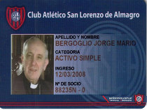 ordem franciscana irmas clarissas www.cantodapaz.com.br Canto da Paz Jesus Cristo Igreja Catolica Papa Francisco carteirinha socio san lorenzo